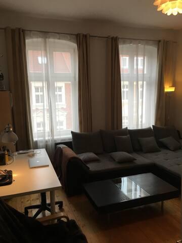 Wohnen in der Bauhaus-Stadt - Dessau-Roßlau - Lägenhet