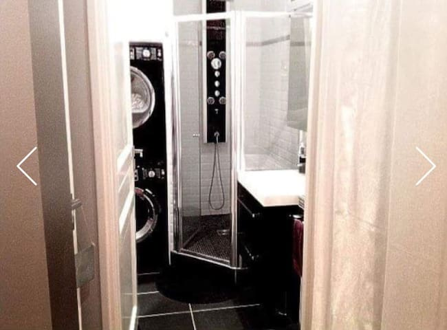 Appartement 65m2 spacieux et confortable - Montmorency - Departamento