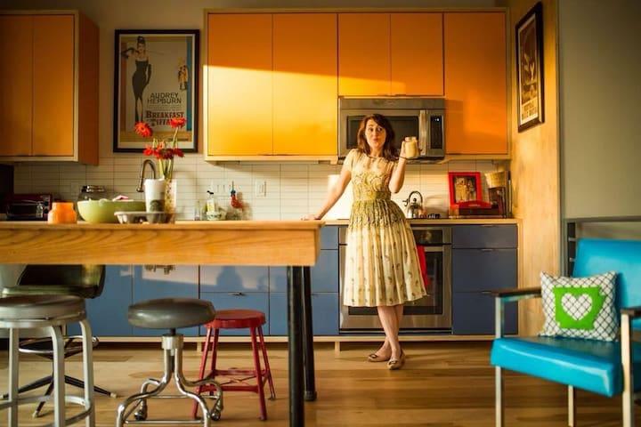 An Energy-Efficient Great Escape - Little Rock - Casa
