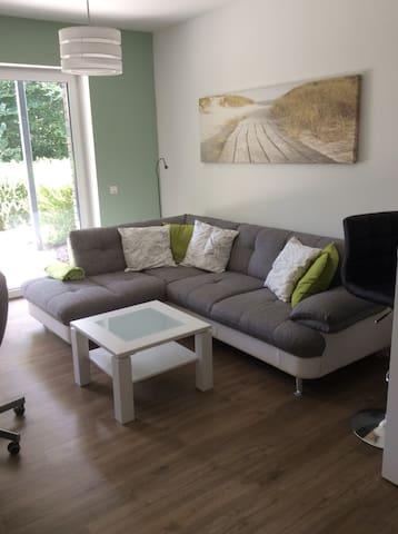 Modern appartement in passiefhuis - Kleve - Apartamento
