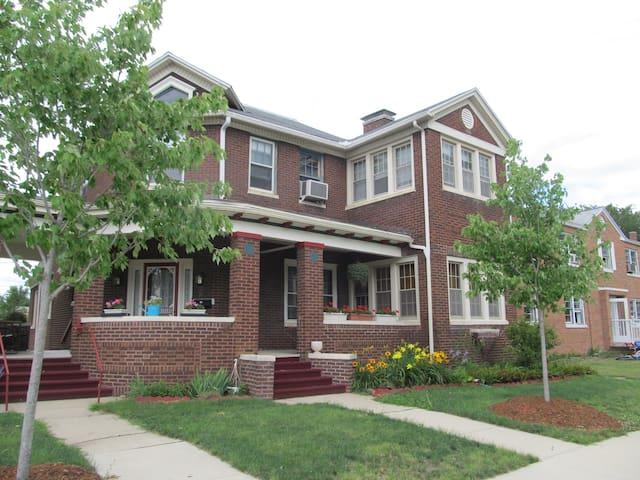 Baldwin House - Streator - Huis