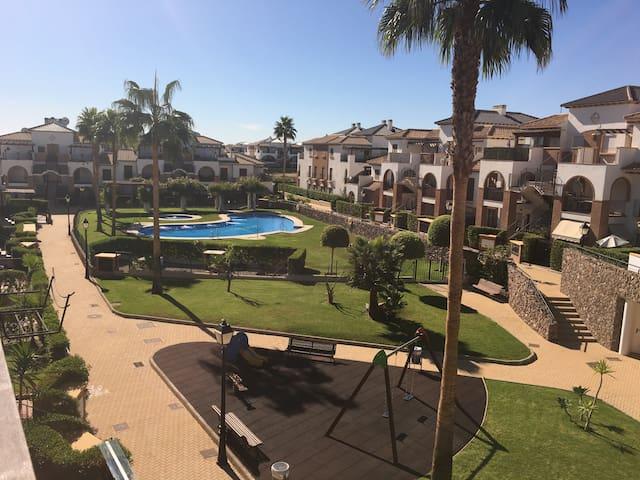 Appartment in Vera Playa in exclusive resort - Vera - Leilighet