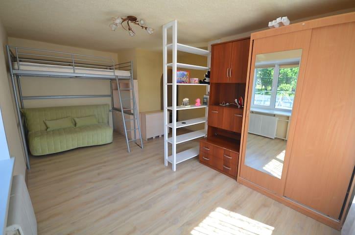 Уютная квартира в сердце Ижевска! - Izhevsk - Apartament