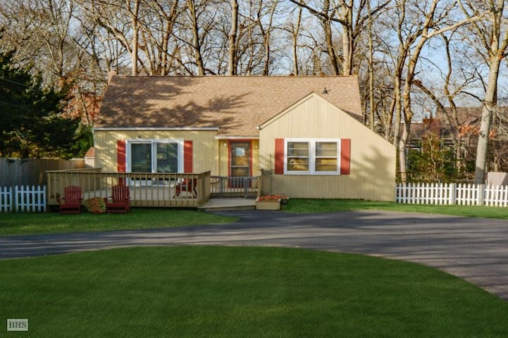 Lovely Ranch Style Home in the Village - Westhampton Beach