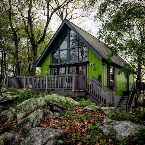 The Cabin On The Hill - Great Cacapon - Casa