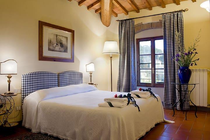 Appartamento per 2-4 pax nella campagna fiorentina - Impruneta - Huoneisto