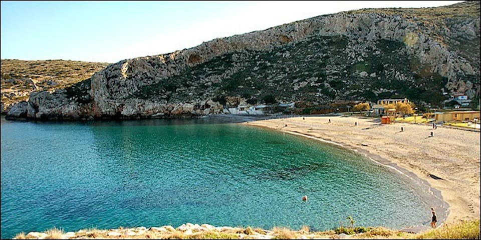 Summer Cottage near the sea in Attica area - Kontra Vilara - Talo