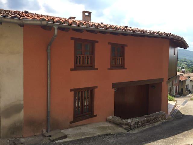 DE CATHARES GITES DES Peyrots No. 34B 4/6 PERSONEN - Bélesta - Appartement
