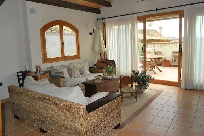 Apartamento rural Ca l'Emilia - Sedó - アパート