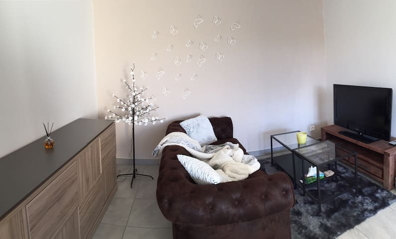 Appartement 1 chambre - Montoy-Flanville - Lägenhet