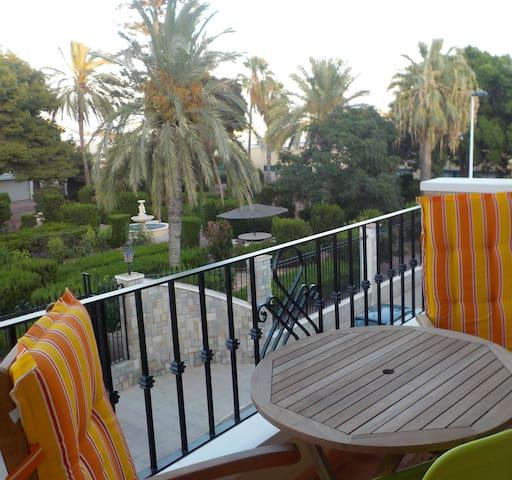 Homely 3 bedrooms flat in San Pedro del Pinatar. - San Pedro del Pinatar - Daire