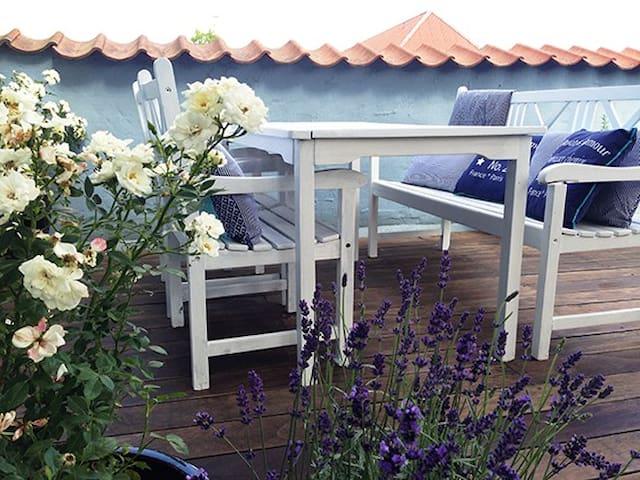 Lille hyggelig lejlighed - Frederikssund - Daire
