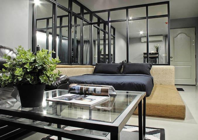 Best price Apt. Near MRT/DMK/HighWay - Bangkok - Apartmen