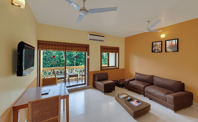 One Bedroom suite - Nord-Goa - Boutique-Hotel