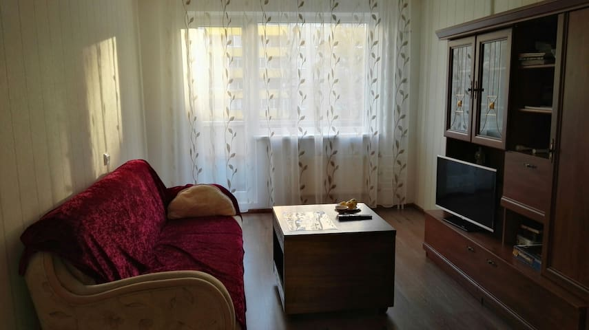 Big and cosy apartment near to the Park - Tallinn - Wohnung