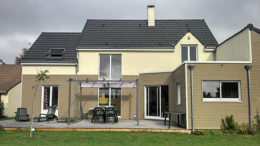 Maison entière au coeur de la vallée e la Loire - Chaingy - Hus