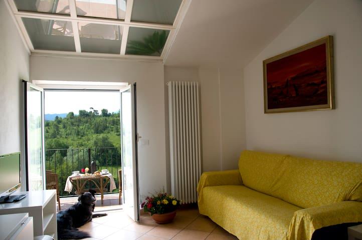 Tenuta della Guardia - Deluxe Apartment 4 people - Gavi - 公寓