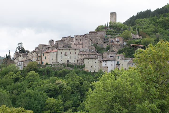 Luxury Appartament Castel San'Angel - Castel Sant'Angelo - Haus