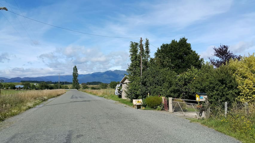 Friendly Rural Home 6mins to beach! - Takaka