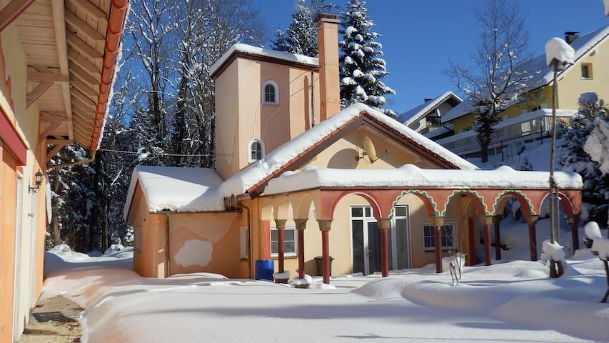 Künstlerhaus an der Rottach - Kempten (Allgäu) - Hus