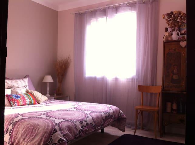 Chambre confortable - Digne - Gästehaus