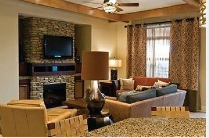 Great Smokies Lodge-Fun 4 EVERYONE! - Sevierville - Apartment