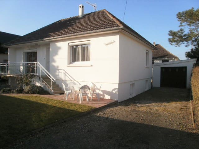 maison de vacances à 150m de la mer - Bréhal - Hus