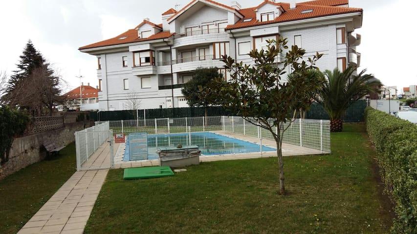 Apartamento ideal para familias, parejas - Bareyo - Condo