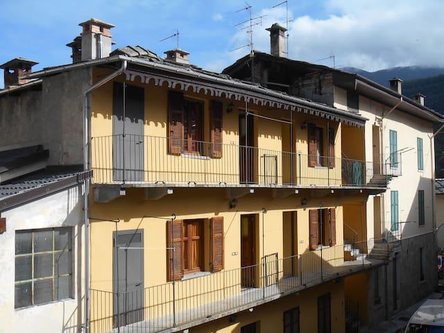 BOBBIO PELLICE - PRESSI LAGHETTO - Bobbio Pellice - Apartament