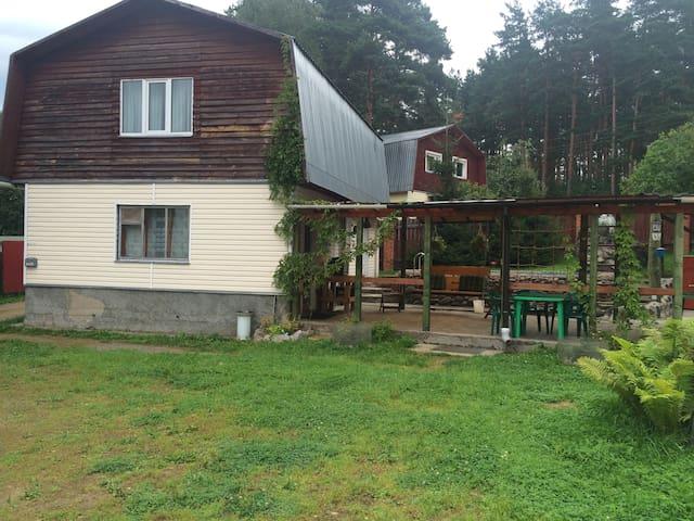 По домашнему 3 - Snegiryovka - Appartement