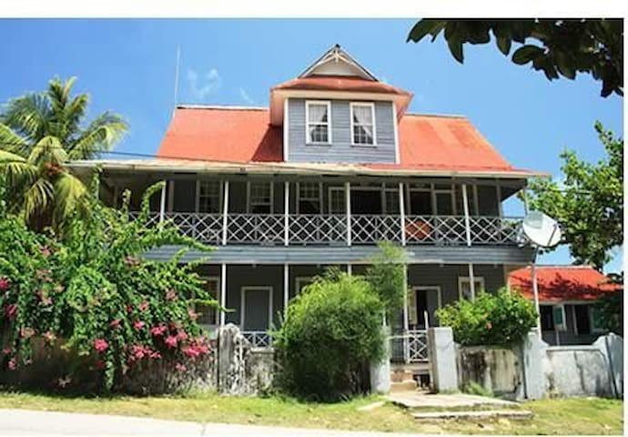 Coconut Paradise Lodge - San Andrés - Oda + Kahvaltı