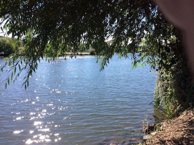 Apartment two with river garden - Shepperton - Appartement
