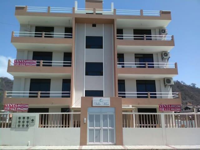 Departamento frente al mar / Apartment by the sea - San Jacinto - Wohnung