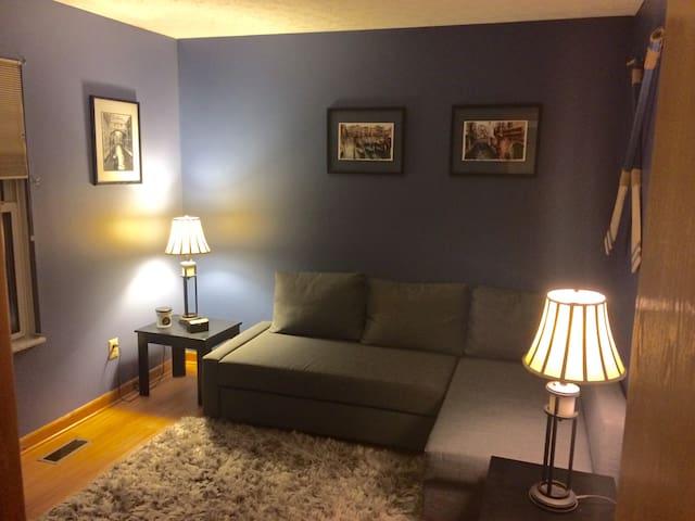 Cozy 1 bedroom in Hilliard - Hilliard - Casa