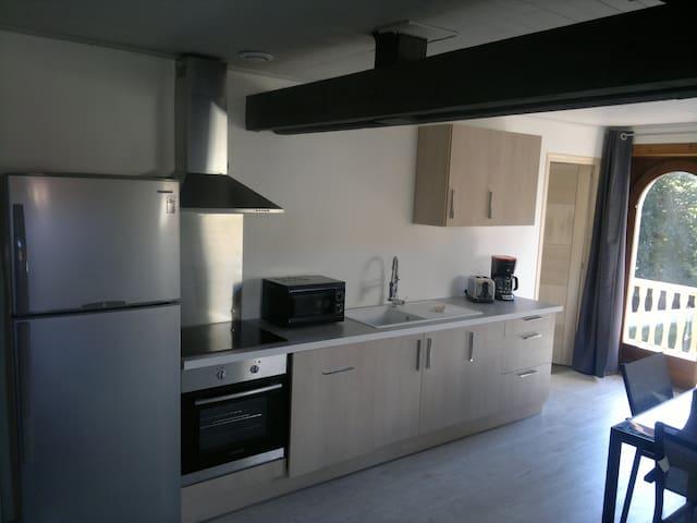 F4 Comoretto au 2ème étage avec balcon - Bonneville - Wohnung