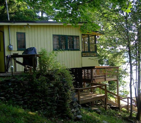 Cottage on Lake Bomoseen - Fair Haven - Cabaña