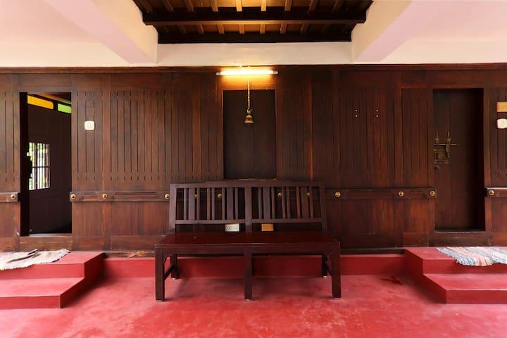 Heritage Marari - Heritage Room - IN - Hus
