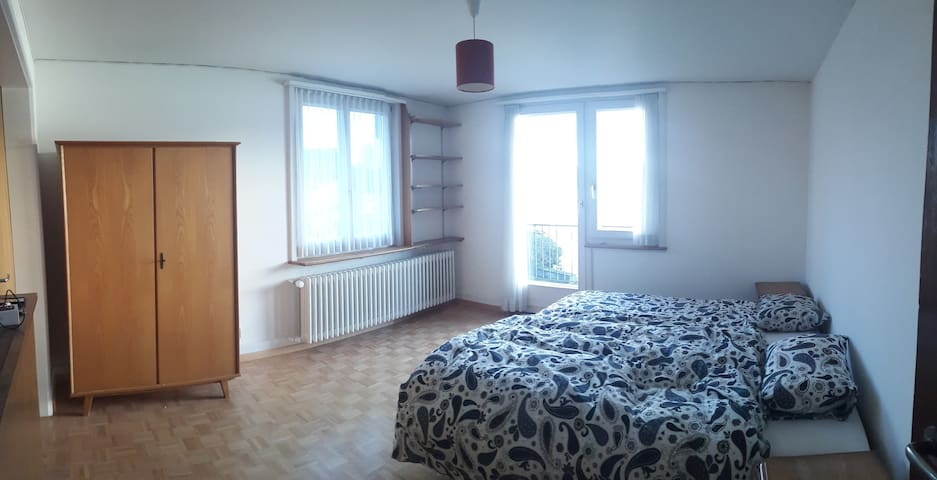 Lakehouse with private water access and great view - Meilen - Casa