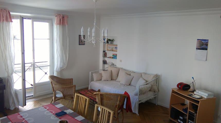 Grand appartement familial proche de Paris - Sèvres