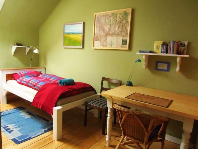 Small Guest Room Gotha City Center - Gotha - Hus