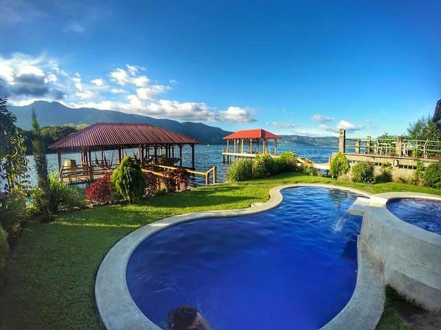 Coatepeque lake house El Salvador - Santa Ana - Casa