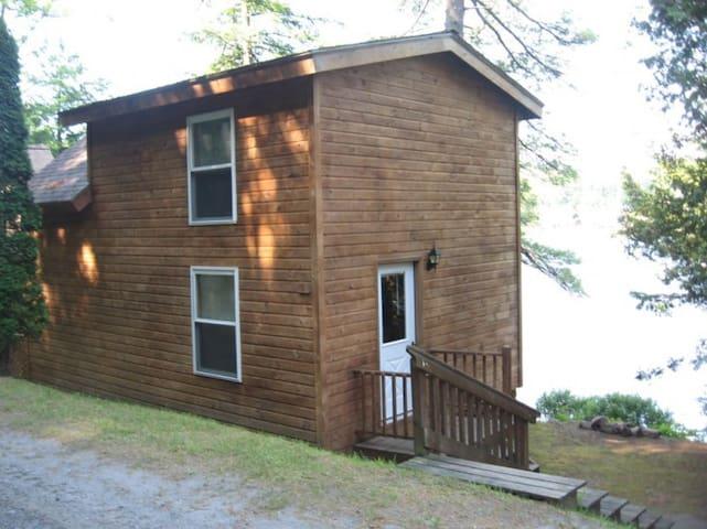 Cabin 5: Morning Glory - Barnet - Houten huisje