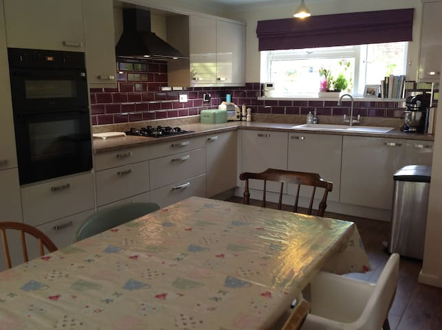 Modern, Refurnished Family Home - Eynsford - Huis
