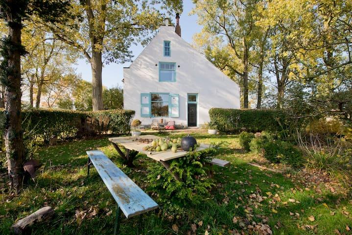 Characteristic bright family house - Sint-Annaland