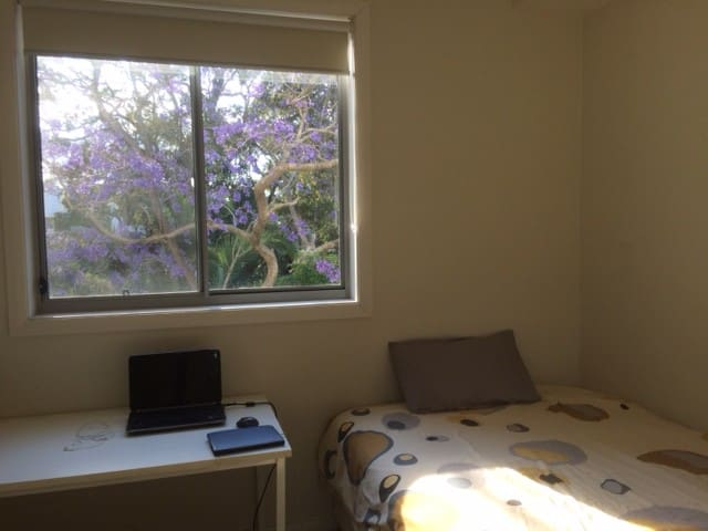 Comfortable quiet master suite(close Chatswood) - Roseville - Appartement en résidence