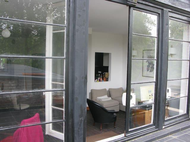 Appartement avec cachet 3 personnes - Roubaix - Departamento
