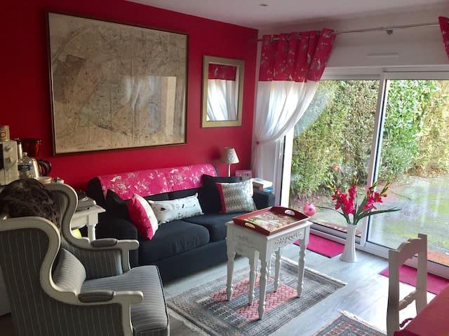 Appartement cosy à Bois-Guillaume - Bois-Guillaume - Appartement