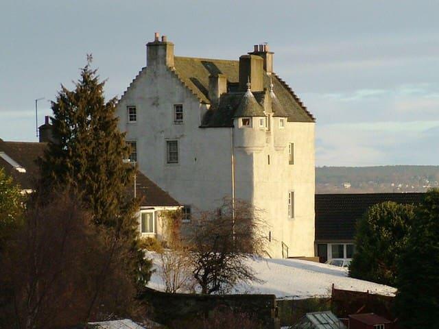 Modern, stylish apartment in historic castle! - Perth