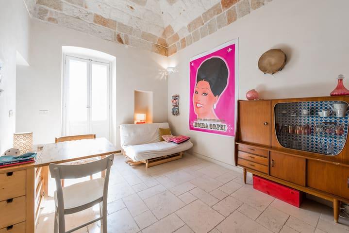 Apartment with sea view terrace  - Polignano A Mare - Apartemen