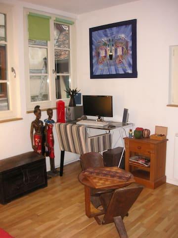 Chambre Mutzig - Mutzig - Lägenhet